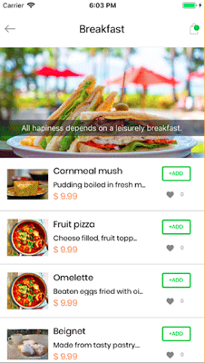 React Native Food Delivery Backend